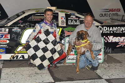 """20170902 928 - ARCA Midwest Tour """"Bill Meiller Memorial 101 presented by Assembly Products"""" at Dells Raceway Park - Wisconsin Dells, WI - 9/2/17"""