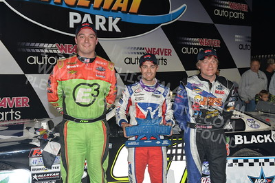 """20170902 899 - ARCA Midwest Tour """"Bill Meiller Memorial 101 presented by Assembly Products"""" at Dells Raceway Park - Wisconsin Dells, WI - 9/2/17"""