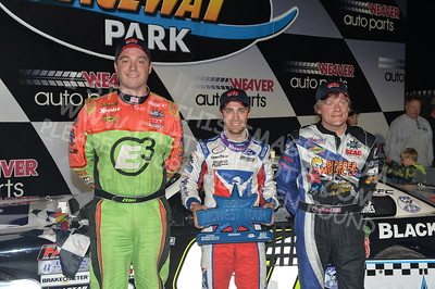 """20170902 898 - ARCA Midwest Tour """"Bill Meiller Memorial 101 presented by Assembly Products"""" at Dells Raceway Park - Wisconsin Dells, WI - 9/2/17"""
