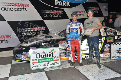 """20170902 893 - ARCA Midwest Tour """"Bill Meiller Memorial 101 presented by Assembly Products"""" at Dells Raceway Park - Wisconsin Dells, WI - 9/2/17"""