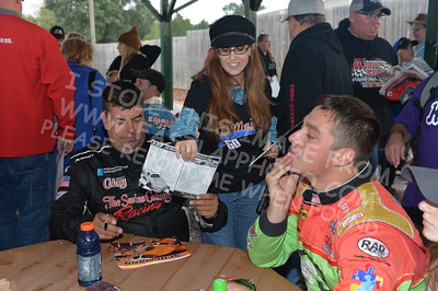 "20170902 813 - ARCA Midwest Tour ""Bill Meiller Memorial 101 presented by Assembly Products"" at Dells Raceway Park - Wisconsin Dells, WI - 9/2/17"