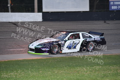 """20170902 460 - ARCA Midwest Tour """"Bill Meiller Memorial 101 presented by Assembly Products"""" at Dells Raceway Park - Wisconsin Dells, WI - 9/2/17"""