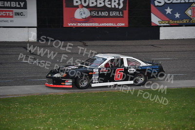 """20170902 452 - ARCA Midwest Tour """"Bill Meiller Memorial 101 presented by Assembly Products"""" at Dells Raceway Park - Wisconsin Dells, WI - 9/2/17"""
