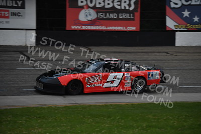 """20170902 451 - ARCA Midwest Tour """"Bill Meiller Memorial 101 presented by Assembly Products"""" at Dells Raceway Park - Wisconsin Dells, WI - 9/2/17"""