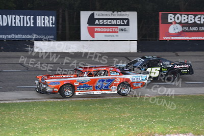 """20170902 458 - ARCA Midwest Tour """"Bill Meiller Memorial 101 presented by Assembly Products"""" at Dells Raceway Park - Wisconsin Dells, WI - 9/2/17"""