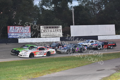 """20170902 466 - ARCA Midwest Tour """"Bill Meiller Memorial 101 presented by Assembly Products"""" at Dells Raceway Park - Wisconsin Dells, WI - 9/2/17"""