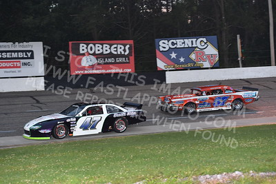 """20170902 456 - ARCA Midwest Tour """"Bill Meiller Memorial 101 presented by Assembly Products"""" at Dells Raceway Park - Wisconsin Dells, WI - 9/2/17"""