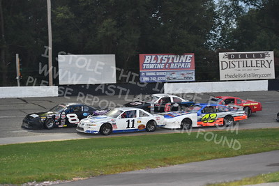 """20170902 443 - ARCA Midwest Tour """"Bill Meiller Memorial 101 presented by Assembly Products"""" at Dells Raceway Park - Wisconsin Dells, WI - 9/2/17"""