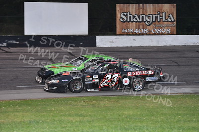"""20170902 469 - ARCA Midwest Tour """"Bill Meiller Memorial 101 presented by Assembly Products"""" at Dells Raceway Park - Wisconsin Dells, WI - 9/2/17"""