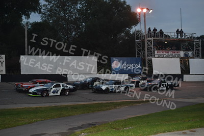 """20170902 455 - ARCA Midwest Tour """"Bill Meiller Memorial 101 presented by Assembly Products"""" at Dells Raceway Park - Wisconsin Dells, WI - 9/2/17"""