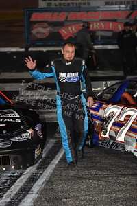 """20170902 566 - ARCA Midwest Tour """"Bill Meiller Memorial 101 presented by Assembly Products"""" at Dells Raceway Park - Wisconsin Dells, WI - 9/2/17"""