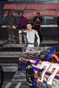"""20170902 570 - ARCA Midwest Tour """"Bill Meiller Memorial 101 presented by Assembly Products"""" at Dells Raceway Park - Wisconsin Dells, WI - 9/2/17"""