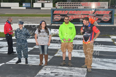 """20170902 841 - ARCA Midwest Tour """"Bill Meiller Memorial 101 presented by Assembly Products"""" at Dells Raceway Park - Wisconsin Dells, WI - 9/2/17"""