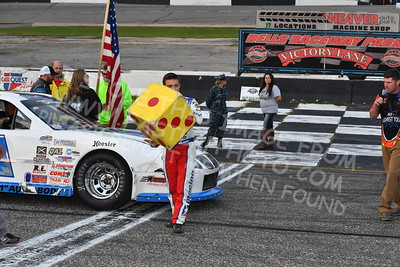 """20170902 412 - ARCA Midwest Tour """"Bill Meiller Memorial 101 presented by Assembly Products"""" at Dells Raceway Park - Wisconsin Dells, WI - 9/2/17"""
