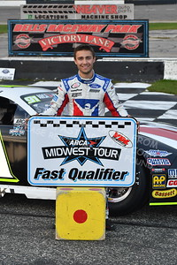 """20170902 415 - ARCA Midwest Tour """"Bill Meiller Memorial 101 presented by Assembly Products"""" at Dells Raceway Park - Wisconsin Dells, WI - 9/2/17"""