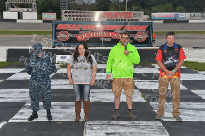 """20170902 845 - ARCA Midwest Tour """"Bill Meiller Memorial 101 presented by Assembly Products"""" at Dells Raceway Park - Wisconsin Dells, WI - 9/2/17"""