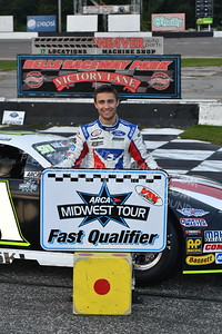"""20170902 414 - ARCA Midwest Tour """"Bill Meiller Memorial 101 presented by Assembly Products"""" at Dells Raceway Park - Wisconsin Dells, WI - 9/2/17"""