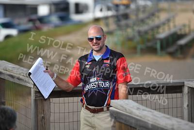 """20170923 007 - ARCA Midwest Tour """"Thunderstruck 93"""" at Elko Speedway - Elko, MN - 9/23/17"""