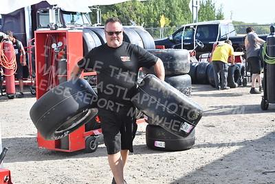 """20170923 002 - ARCA Midwest Tour """"Thunderstruck 93"""" at Elko Speedway - Elko, MN - 9/23/17"""