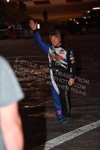 """20170923 356 - ARCA Midwest Tour """"Thunderstruck 93"""" at Elko Speedway - Elko, MN - 9/23/17"""