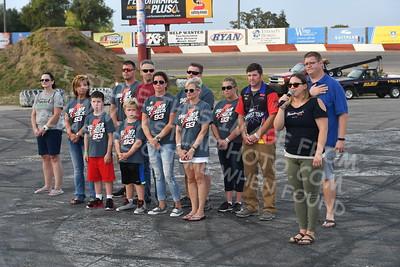 """20170923 330 - ARCA Midwest Tour """"Thunderstruck 93"""" at Elko Speedway - Elko, MN - 9/23/17"""