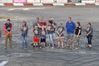 """20170923 315 - ARCA Midwest Tour """"Thunderstruck 93"""" at Elko Speedway - Elko, MN - 9/23/17"""
