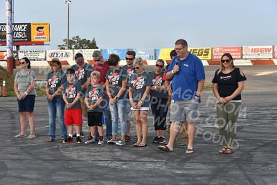 """20170923 328 - ARCA Midwest Tour """"Thunderstruck 93"""" at Elko Speedway - Elko, MN - 9/23/17"""