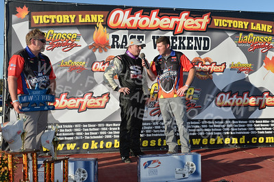 "20171008 1107 - ARCA Midwest Tour ""Oktoberfest Race Weekend"" at LaCrosse Fairgrounds Speedway - West Salem, WI - 10/8/17"