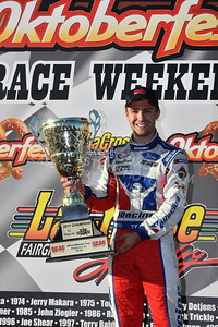 "20171008 842 - ARCA Midwest Tour ""Oktoberfest Race Weekend"" at LaCrosse Fairgrounds Speedway - West Salem, WI - 10/8/17"