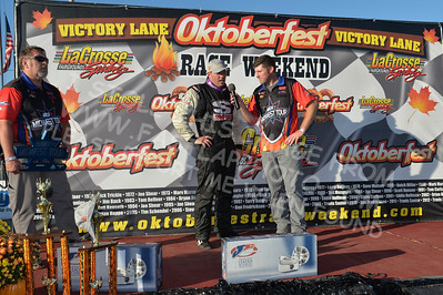 "20171008 1105 - ARCA Midwest Tour ""Oktoberfest Race Weekend"" at LaCrosse Fairgrounds Speedway - West Salem, WI - 10/8/17"