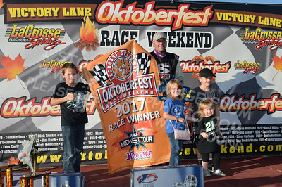 "20171008 1114 - ARCA Midwest Tour ""Oktoberfest Race Weekend"" at LaCrosse Fairgrounds Speedway - West Salem, WI - 10/8/17"