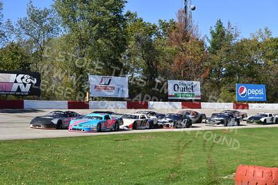 """20171008 322 - ARCA Midwest Tour """"Oktoberfest Race Weekend"""" at LaCrosse Fairgrounds Speedway - West Salem, WI - 10/8/17"""