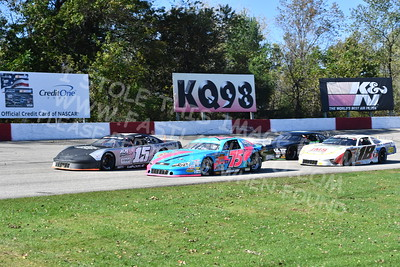 """20171008 321 - ARCA Midwest Tour """"Oktoberfest Race Weekend"""" at LaCrosse Fairgrounds Speedway - West Salem, WI - 10/8/17"""