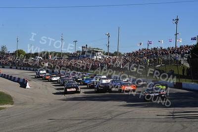 """20171008 563 - ARCA Midwest Tour """"Oktoberfest Race Weekend"""" at LaCrosse Fairgrounds Speedway - West Salem, WI - 10/8/17"""
