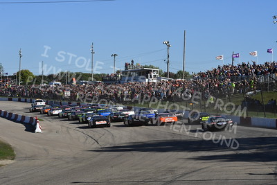 """20171008 564 - ARCA Midwest Tour """"Oktoberfest Race Weekend"""" at LaCrosse Fairgrounds Speedway - West Salem, WI - 10/8/17"""