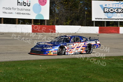 "20171008 169 - ARCA Midwest Tour ""Oktoberfest Race Weekend"" at LaCrosse Fairgrounds Speedway - West Salem, WI - 10/8/17"