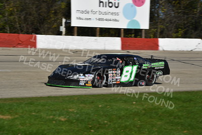 "20171008 175 - ARCA Midwest Tour ""Oktoberfest Race Weekend"" at LaCrosse Fairgrounds Speedway - West Salem, WI - 10/8/17"