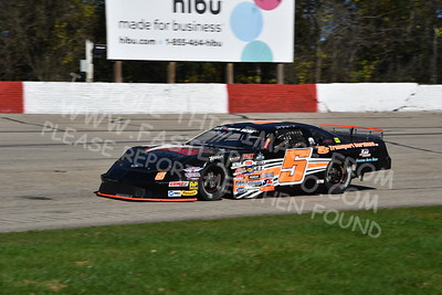 "20171008 189 - ARCA Midwest Tour ""Oktoberfest Race Weekend"" at LaCrosse Fairgrounds Speedway - West Salem, WI - 10/8/17"
