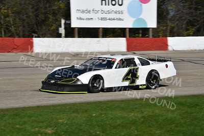 "20171008 184 - ARCA Midwest Tour ""Oktoberfest Race Weekend"" at LaCrosse Fairgrounds Speedway - West Salem, WI - 10/8/17"