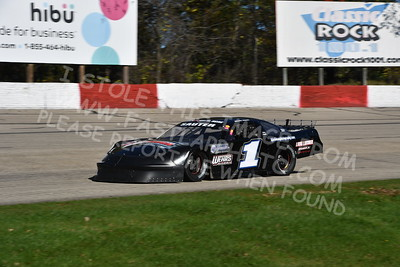 "20171008 182 - ARCA Midwest Tour ""Oktoberfest Race Weekend"" at LaCrosse Fairgrounds Speedway - West Salem, WI - 10/8/17"