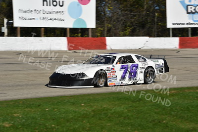 "20171008 172 - ARCA Midwest Tour ""Oktoberfest Race Weekend"" at LaCrosse Fairgrounds Speedway - West Salem, WI - 10/8/17"