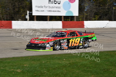 "20171008 181 - ARCA Midwest Tour ""Oktoberfest Race Weekend"" at LaCrosse Fairgrounds Speedway - West Salem, WI - 10/8/17"
