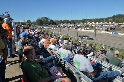 """20171008 973 - ARCA Midwest Tour """"Oktoberfest Race Weekend"""" at LaCrosse Fairgrounds Speedway - West Salem, WI - 10/8/17"""