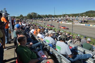 """20171008 974 - ARCA Midwest Tour """"Oktoberfest Race Weekend"""" at LaCrosse Fairgrounds Speedway - West Salem, WI - 10/8/17"""
