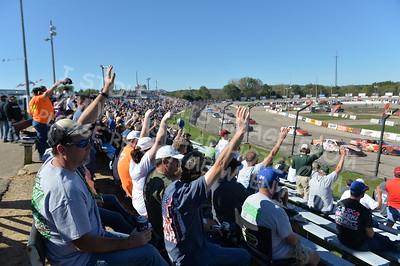 """20171008 961 - ARCA Midwest Tour """"Oktoberfest Race Weekend"""" at LaCrosse Fairgrounds Speedway - West Salem, WI - 10/8/17"""