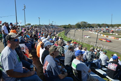 """20171008 971 - ARCA Midwest Tour """"Oktoberfest Race Weekend"""" at LaCrosse Fairgrounds Speedway - West Salem, WI - 10/8/17"""
