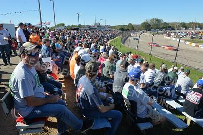"""20171008 972 - ARCA Midwest Tour """"Oktoberfest Race Weekend"""" at LaCrosse Fairgrounds Speedway - West Salem, WI - 10/8/17"""