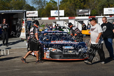 "20171008 104 - ARCA Midwest Tour ""Oktoberfest Race Weekend"" at LaCrosse Fairgrounds Speedway - West Salem, WI - 10/8/17"