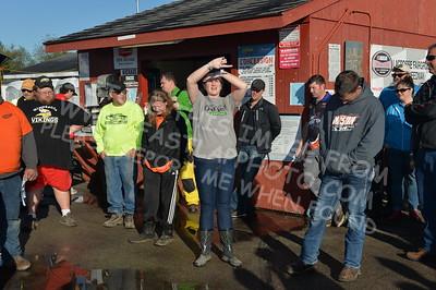 """20171008 871 - ARCA Midwest Tour """"Oktoberfest Race Weekend"""" at LaCrosse Fairgrounds Speedway - West Salem, WI - 10/8/17"""