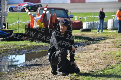 "20171008 007 - ARCA Midwest Tour ""Oktoberfest Race Weekend"" at LaCrosse Fairgrounds Speedway - West Salem, WI - 10/8/17"